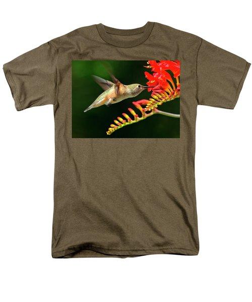Nectar Time Men's T-Shirt  (Regular Fit) by Sheldon Bilsker