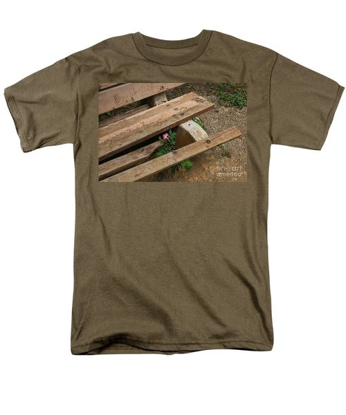 Never Fading Nature Men's T-Shirt  (Regular Fit) by Mary Mikawoz