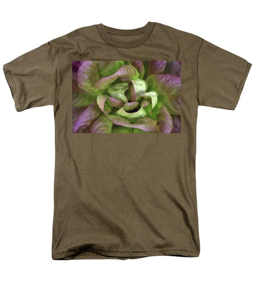 New Lettuce Men's T-Shirt  (Regular Fit) by Joseph Skompski