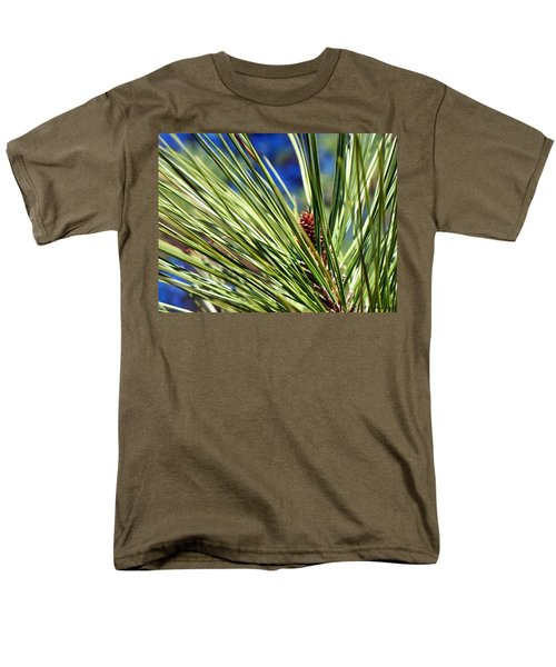 Men's T-Shirt  (Regular Fit) featuring the photograph New Life by Betty Northcutt