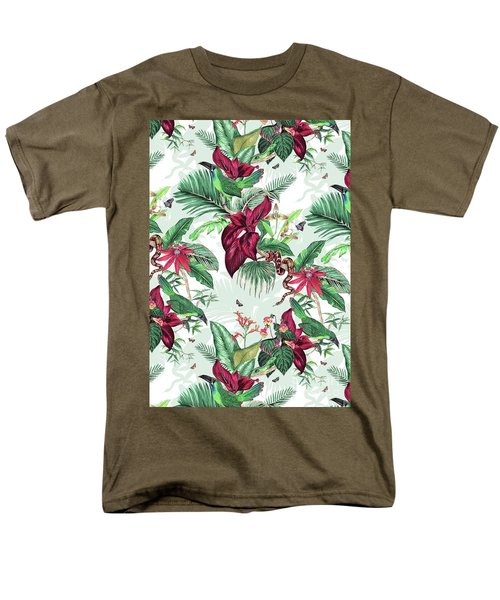 Nicaragua Men's T-Shirt  (Regular Fit) by Jacqueline Colley