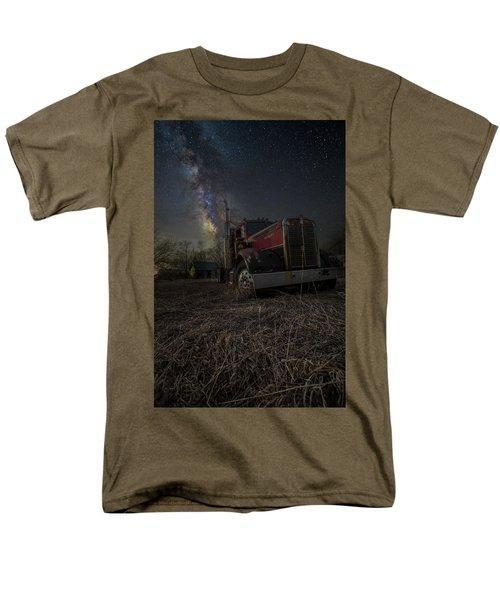 Night Rig Men's T-Shirt  (Regular Fit) by Aaron J Groen