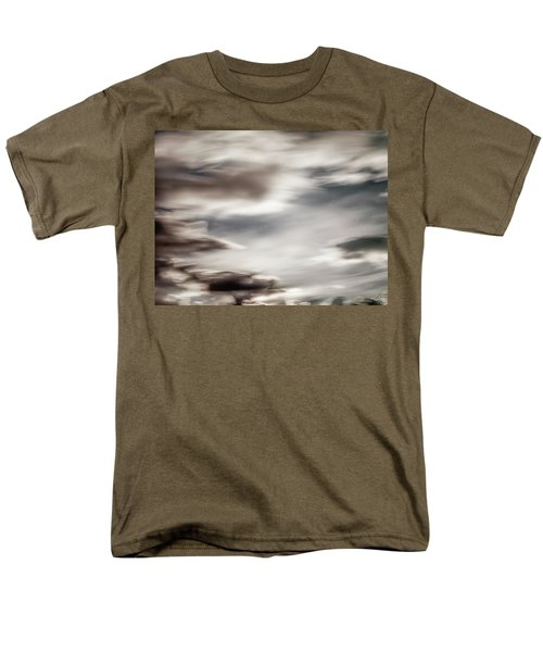 Men's T-Shirt  (Regular Fit) featuring the photograph Night Sky 3 by Leland D Howard