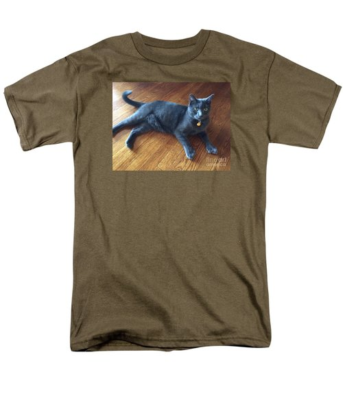 Nine Lives  Men's T-Shirt  (Regular Fit)