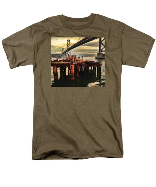 No Name Dock Men's T-Shirt  (Regular Fit) by Steve Siri