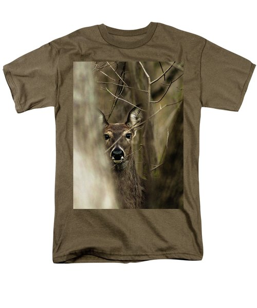 Observed  Men's T-Shirt  (Regular Fit) by Bruce Patrick Smith