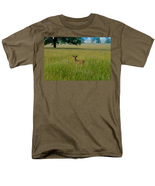 Observer Men's T-Shirt  (Regular Fit)