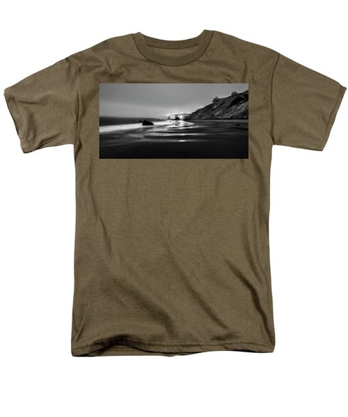 Ocean Rhythm Men's T-Shirt  (Regular Fit) by Jon Glaser