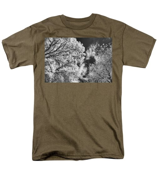 October Sky Ir Men's T-Shirt  (Regular Fit) by Michael McGowan