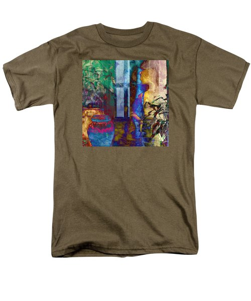 Ode On Another Urn Men's T-Shirt  (Regular Fit) by LemonArt Photography