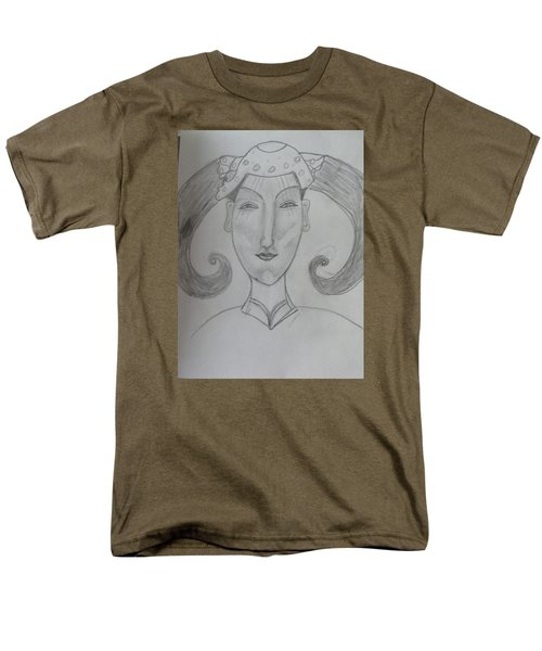 Of The Ming Dynasty Men's T-Shirt  (Regular Fit) by Sharyn Winters