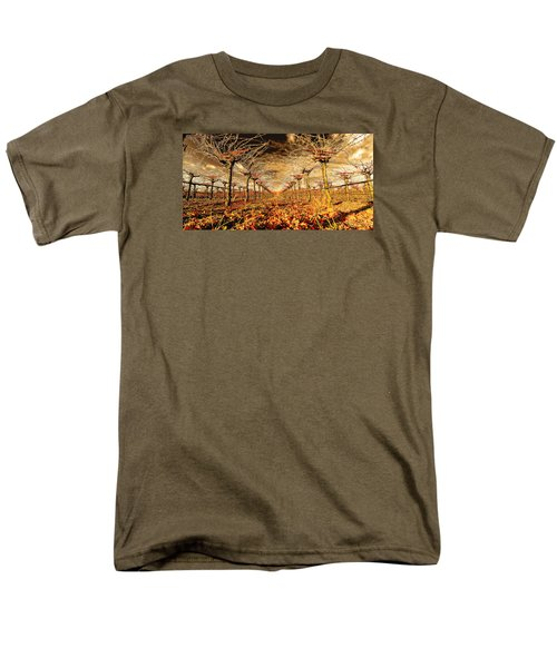 Off Of The Vine Men's T-Shirt  (Regular Fit) by Steve Siri
