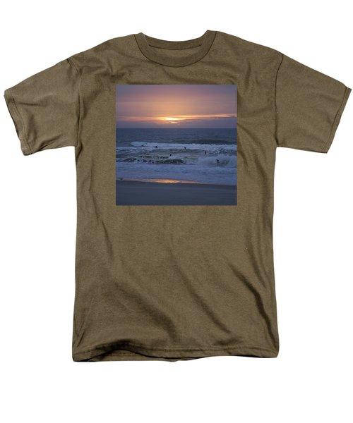 Office View Men's T-Shirt  (Regular Fit) by Betsy Knapp