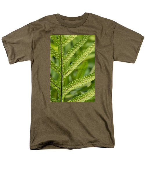Oh Fern Men's T-Shirt  (Regular Fit) by Christina Lihani