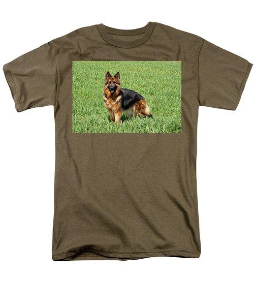 Ohana In Field Men's T-Shirt  (Regular Fit) by Sandy Keeton