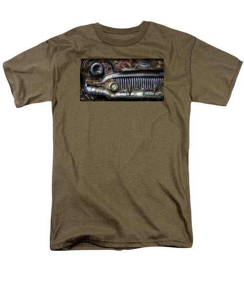 Old Buick Front End Men's T-Shirt  (Regular Fit) by Walt Foegelle