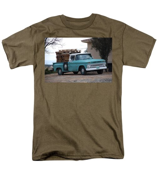 Men's T-Shirt  (Regular Fit) featuring the photograph Old Chevy by Rob Hans