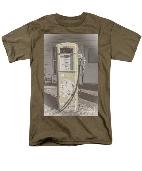 Old Gas Pump Men's T-Shirt  (Regular Fit) by Robert Bales