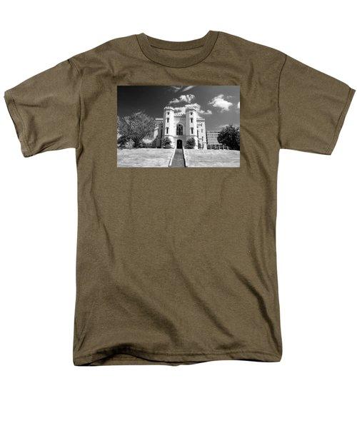 Old State Capital Men's T-Shirt  (Regular Fit) by Scott Pellegrin