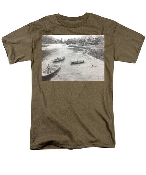 Old Time Camp Days Men's T-Shirt  (Regular Fit)