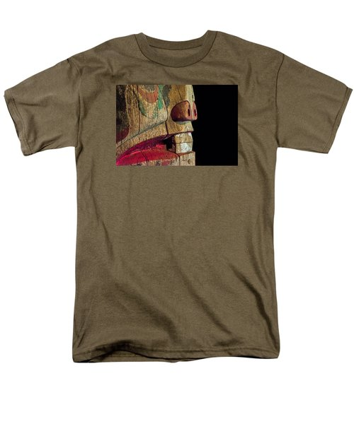 Men's T-Shirt  (Regular Fit) featuring the photograph Old Totum by Lewis Mann