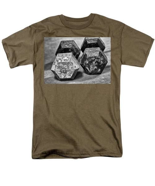 Old Weight Men's T-Shirt  (Regular Fit) by Susan Capuano