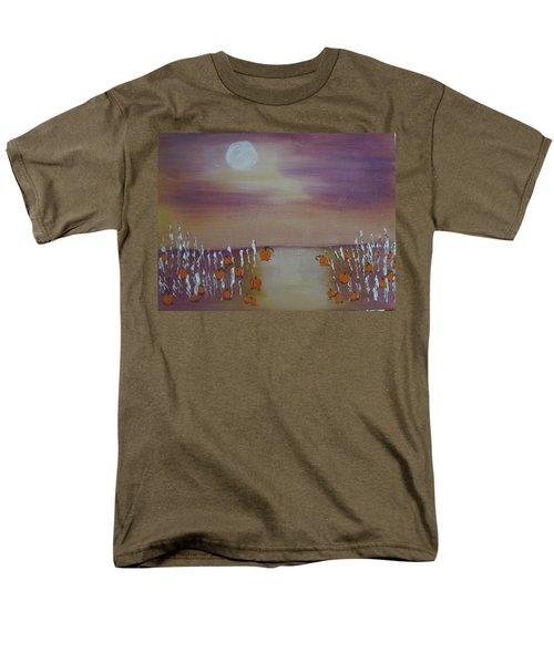 Olde Tyme Pumpkin Patch And Maze Men's T-Shirt  (Regular Fit)