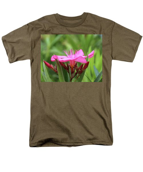 Oleander Professor Parlatore 1 Men's T-Shirt  (Regular Fit) by Wilhelm Hufnagl