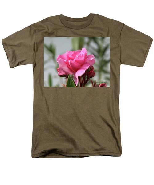 Oleander Splendens Giganteum 2 Men's T-Shirt  (Regular Fit) by Wilhelm Hufnagl