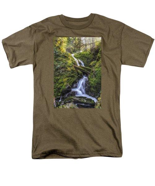 Olympic Gold Men's T-Shirt  (Regular Fit) by James Heckt