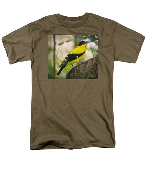 Men's T-Shirt  (Regular Fit) featuring the photograph On A Mission by Judy Kay