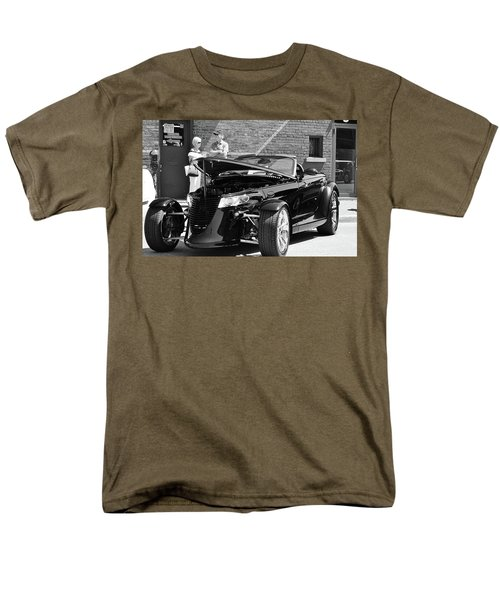 Men's T-Shirt  (Regular Fit) featuring the photograph On The Prowl by Al Fritz