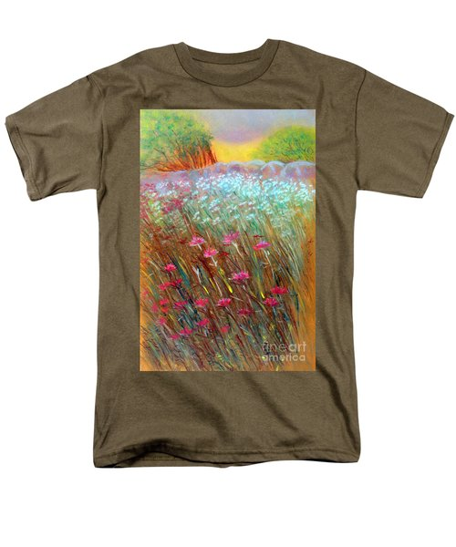 One Day In The Wild Men's T-Shirt  (Regular Fit) by Jasna Dragun