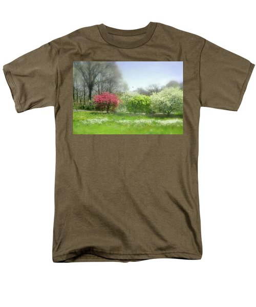 Men's T-Shirt  (Regular Fit) featuring the photograph One Love by Diana Angstadt