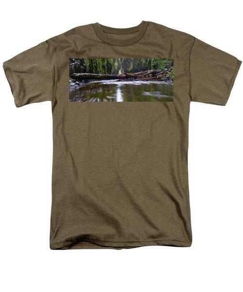 Oneonta Pano Men's T-Shirt  (Regular Fit) by Jonathan Davison