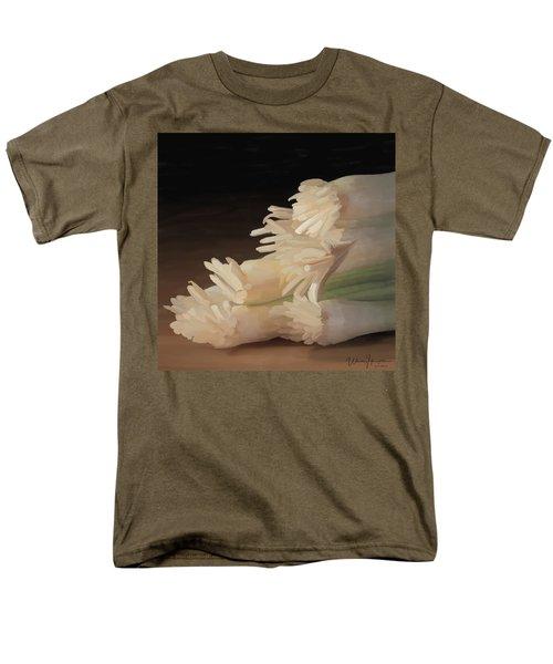 Onions 01 Men's T-Shirt  (Regular Fit) by Wally Hampton