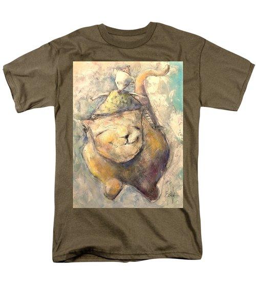 Opposites Attract Men's T-Shirt  (Regular Fit)