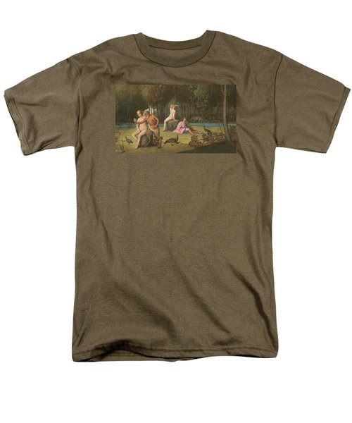 Orpheus Men's T-Shirt  (Regular Fit)