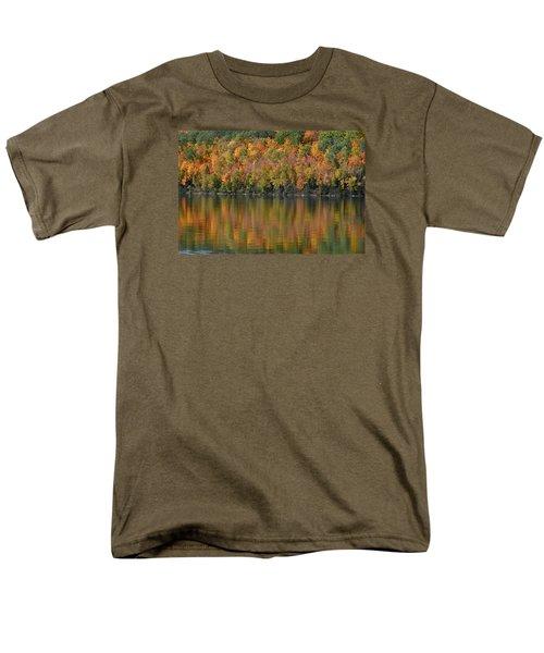 Ottawa National Forest Men's T-Shirt  (Regular Fit) by Dan Hefle