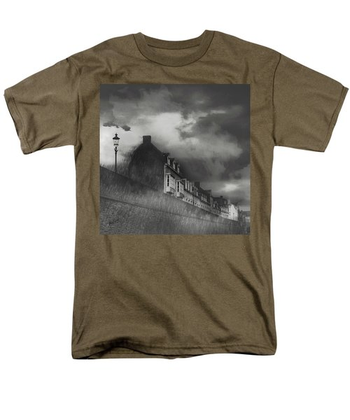 Our Lady Wall Maastricht Men's T-Shirt  (Regular Fit) by Nop Briex