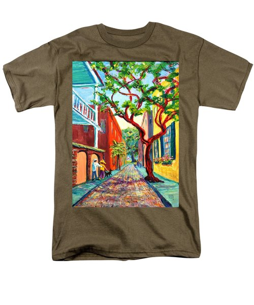 Out And About Men's T-Shirt  (Regular Fit) by Dorothy Allston Rogers