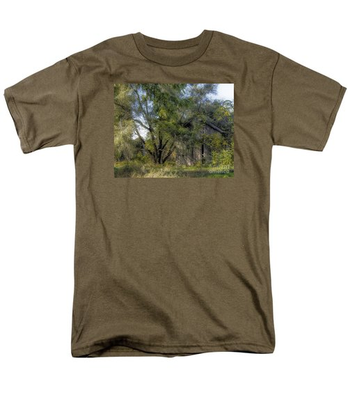 Men's T-Shirt  (Regular Fit) featuring the photograph Out In The Back 40 by JRP Photography