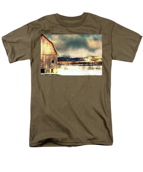 Men's T-Shirt  (Regular Fit) featuring the photograph Over Yonder by Julie Hamilton