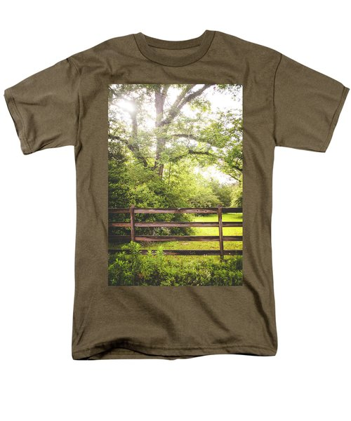 Men's T-Shirt  (Regular Fit) featuring the photograph Overgrown by Shelby Young