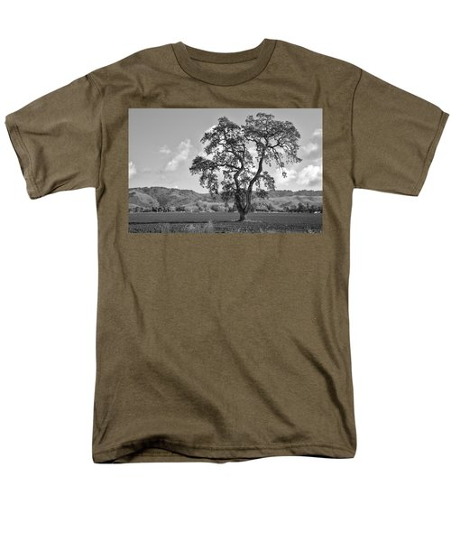 Men's T-Shirt  (Regular Fit) featuring the photograph Pacheco Pass by Sonny Marcyan