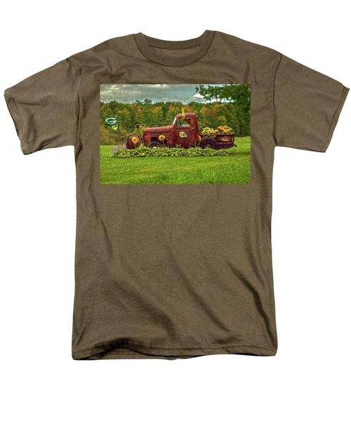 Packers Plow Men's T-Shirt  (Regular Fit) by Trey Foerster