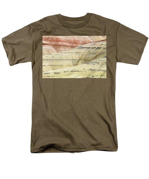 Painted Hills Ridge Men's T-Shirt  (Regular Fit) by Greg Nyquist