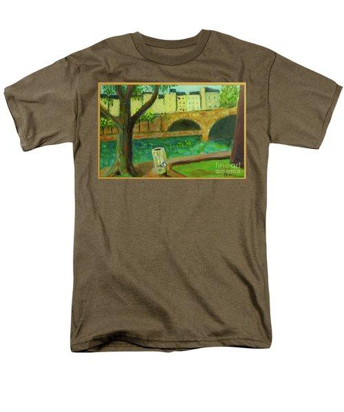 Paris Rubbish Men's T-Shirt  (Regular Fit)