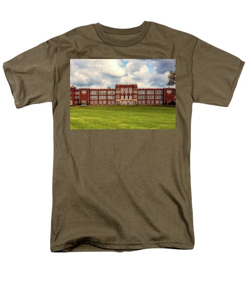 Parkersburg High School - West Virginia Men's T-Shirt  (Regular Fit) by L O C