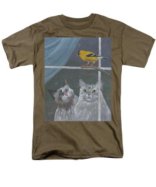 Partners In Crime Men's T-Shirt  (Regular Fit) by Arlene Crafton